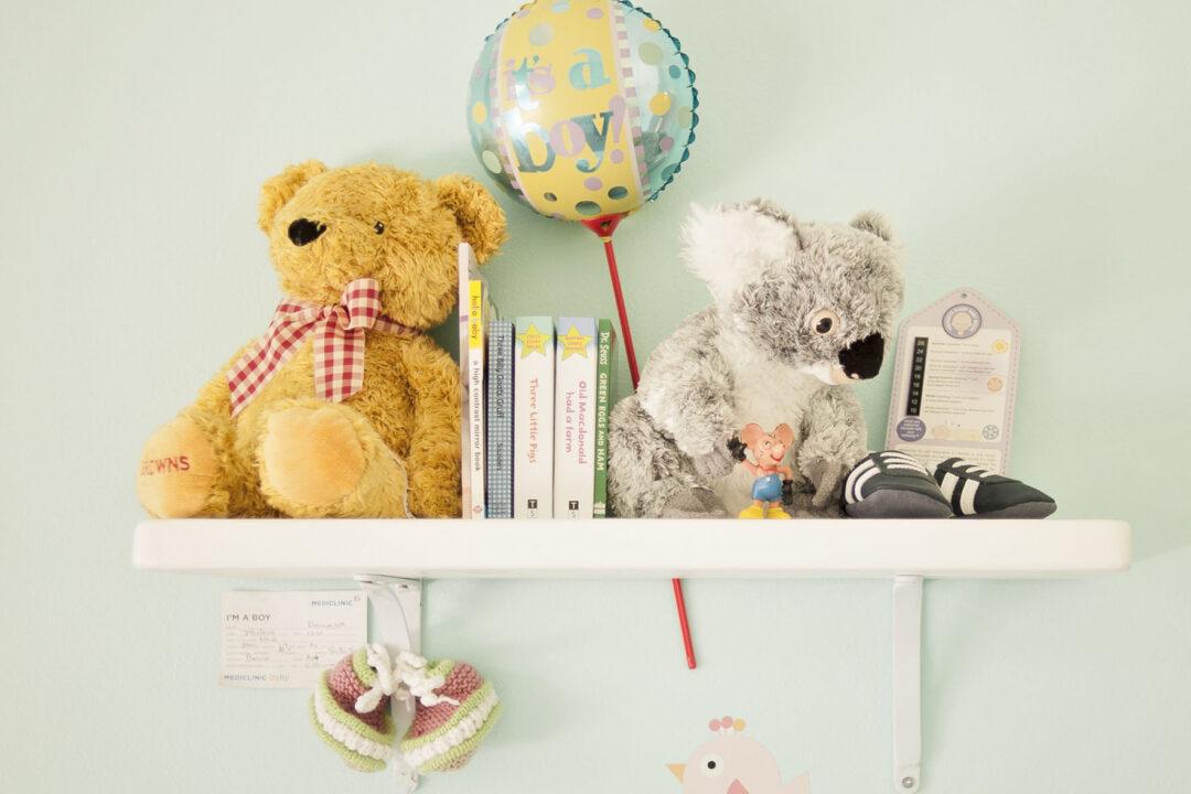 Un rincón de lectura para niños