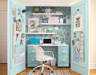 Cómo crear un cuarto de costura - Decorissimo | Inspiración para tu ...