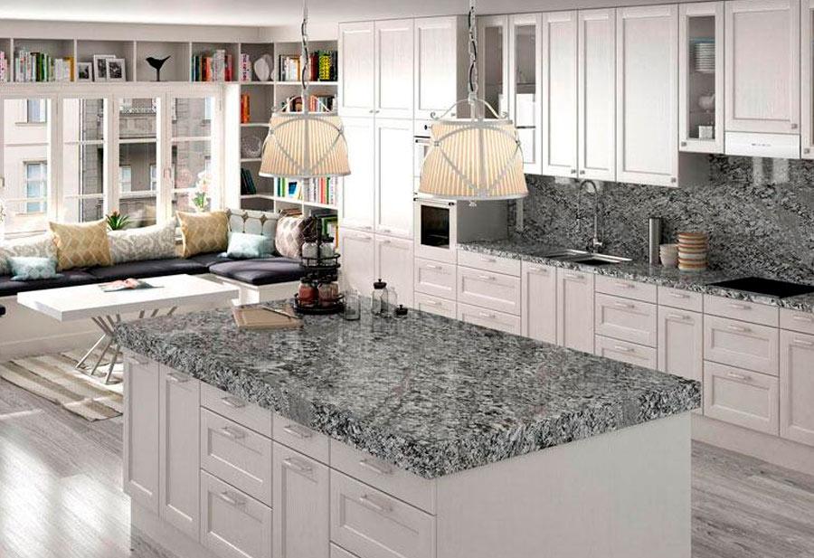 Elegir materiales para la cocina